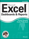 Excel Dashboards and Reports (eBook)